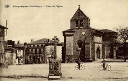France > [87] Haute-Vienne > Compreignac > Place De L'église  / 103 - Other Municipalities