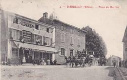 69-DARDILLY PLACE DU BARRIOD - Other Municipalities
