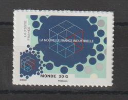 France 2014 France Industrielle 1069 Neuf ** MNH - Autoadesivi