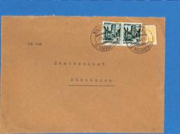 Allemagne Zone Française  1949 Lettre De Wildbad (G2017) - Zone Française