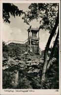 Fichtelberg (Oberfranken) Schneeberggipfel Aussichtssturm - Fichtelgebirge 1934  - Ohne Zuordnung