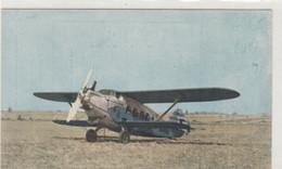 AVIATION   BELLE CARTE  PUBLICITE - AIR UNION  CARTE TARIF - 1919-1938: Entre Guerras