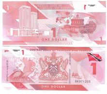 Trinidad & Tobago - 1 Dollar 2020 UNC Lemberg-Zp - Trinidad En Tobago