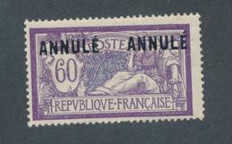 FRANCE - COURS D INSTRUCTION N°144-CI 1 NEUF* AVEC CHARNIERE - COTE : 15€ - 1923 - Cursussen