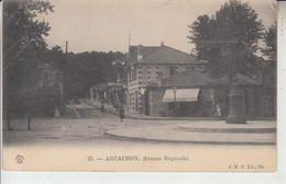 ARCACHON - Avenue Regnauld  PRIX FIXE - Arcachon