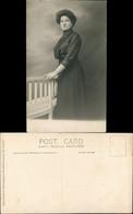 Ansichtskarte  Frauen Foto Woman Real Photo (Atelier-Foto Aus Wien) 1910 - People