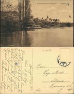 Ansichtskarte Hamburg Krugkoppelbrücke Und Fernsicht 1911 - Zonder Classificatie