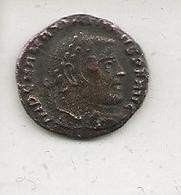 Monnaie Romaine à Identifier ( Hercule ? ) - Ohne Zuordnung
