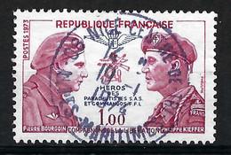 """FRANCE 1974:  """"Bourgoin Et Kieffer"""", Le Y&T 1773, Sup. Obl. CAD - Usati"""