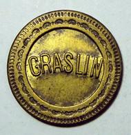 Nantes - Graslin - 50 (centimes) à Consommer - Monetari / Di Necessità