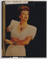 JOAN CRAWFORD - ATTRICE - DIAPOSITIVE - Diapositives (slides)