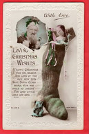 FATHER CHRISTMAS  PERE NOEL  KRIS KRINGLE + DOLL POUPEE  RP - Giochi, Giocattoli