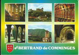 SAINT BERTRAND DE COMMINGES ( Haute Garonne ) , La Cathédrale , L'Eglise St Just De Valcabrère , Etc... - Saint Bertrand De Comminges
