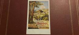 Ancienne Carte Postale - Chemin De Fer PLM - Chatel-Guyon Auvergne Billets A Prix Reduis - J.Barreau Paris - Other Illustrators