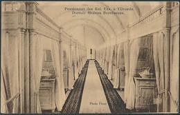 Pensionnat Des Rel. Urs. à Vilvorde. Dortoir St-Jean Berchmans / Interior View - Vilvoorde