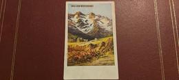 Ancienne Carte Postale - Chemin De Fer PLM - Le Lautaret Dauphiné Billets A Prix Reduis - J.Barreau Paris - Other Illustrators