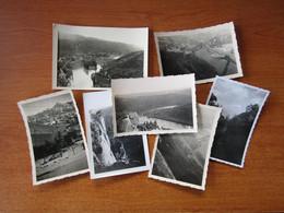 BESANCON WW2 GUERRE 39 45 MILITARIA CITADELLE SOLDATS ALLEMANDS ESCALADE DIVERS - Besancon