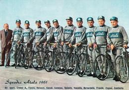 ATALA SQUADRA   Equipe 1961 CYCLISME Sport - Ciclismo