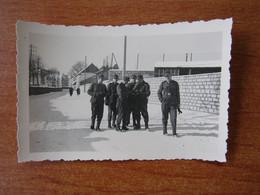 BESANCON WW2 GUERRE 39 45 MILITARIA RUE ENNEIGEE SOLDATS ALLEMANDS - Besancon