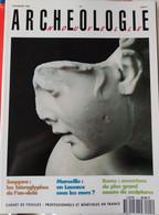 Archéologie Nouvelle NUMERO 1 - Déc.1993. Grotte Cosquer, MARSEILLE, ROME, SAQQARA. - Archeology