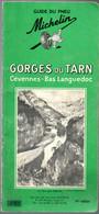 Guide Vert Du Pneu Michelin  De 1964 - Georges Du Tarn Cévennes Bas Languedoc - Michelin (guide)