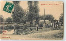 35590 - SAINT VALERIEN - LA SCIERIE - Saint Valerien