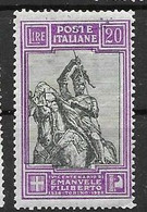 Italy 1928 Mint Very Low Hinge Trace * 110 Euros - Ongebruikt