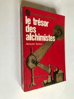 J'AI LU L'AVENTURE MYSTERIEUSE A 258    LE TRESOR DES ALCHIMISTES    Jacques SADOUL   1976 Tbe - J'ai Lu