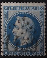 29A (cote 10 €) Obl GC 1459 Eyguières (12 Bouches Du Rhone ) Ind 4 ; Frappe Très Nette - 1849-1876: Période Classique