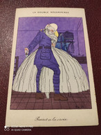 Ancienne Carte Postale - Xavier Sager - B De Selles - Temps De Guerre Serie N°31 - Andere Zeichner