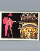 Le Lido - Le Plus Célèbre Cabaret Du Monde - Paris - Danseuse Aux Seins Nus - Cabaret