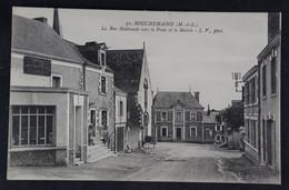 Bouchemaine - La Rue Nationale - Other Municipalities