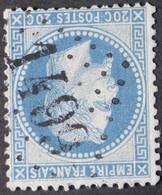 29A (cote 10 €) Obl GC 1499 La Ferté-Vidame (27 Eure & Loir ) Ind 5 ; Frappe Centrée - 1849-1876: Période Classique