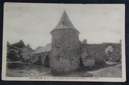 Andigné - Les VieillesTours De Saint-Hémis - Other Municipalities