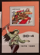 Viêt-Nam 1985 / Yvert Bloc Feuillet N°18 / ** - Vietnam