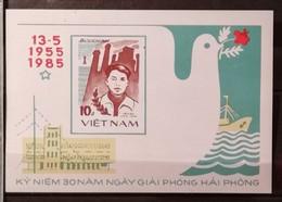 Viêt-Nam 1985 / Yvert Bloc Feuillet N°19 / ** - Vietnam