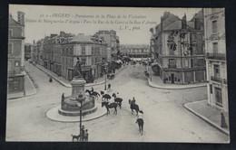 Angers - Panorama De La Place De La Visitation - Angers