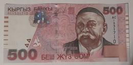 Kirghizistan 500 Som 2000 UNC P17 - Kirgisistan
