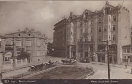 VARNA-BAPHA-BULGARIA-GRAND HOTEL=LONDON=-CARTOLINA VERA PHOTO-NON VIAGGIATA-1925-1935 - Bulgaria