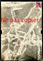 VUE AERIENNE FRANCAISE - PRES DE REIMS - SUIPPES - EPINE DE VEDERANGE MARNE 1917- GUERRE 1914 - 1918 - 1914-18