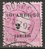 Mozambique 1897 Sc 46  Used - Mosambik