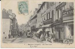 14 - 7052  -  BAYEUX  -  Rue Saint Jean - Bayeux