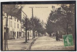 7169 . CHAGNY . BOULEVARD DE LA LIBERTE - Chagny