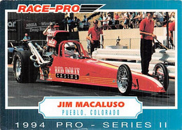 Red Dolly Casino Black Hawk CO  - Jim Macaluso 1994 Pro Series II - Trading Cards