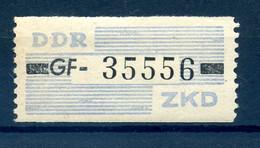 DDR ZKD 1959 Nr 26 GF Postfrisch (408825) - Dienstzegels
