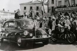 [33] Gironde > Langon 15 Avril 1961 Visite Du Gal De Gaulle  Photographie Archives Journal Sud Ouest - Langon
