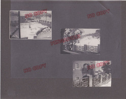 Var Sanary Neige Janvier 1941 Et Maison Port-Issol * - Places