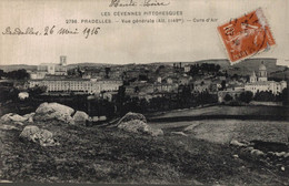 43 PRADELLES  CPA    Vue Générale - Andere Gemeenten