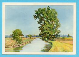 Pro Juventutekarte Nr. 188 - Sommertag An Der Glatt Mit Pro Juventutefrankatur - Covers & Documents