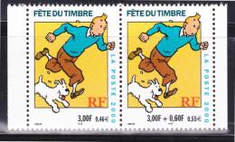 France - 2000  - Journée Du Timbre - Issu De Carnets - N° P3304A -  Neufs ** - MNH - Unused Stamps